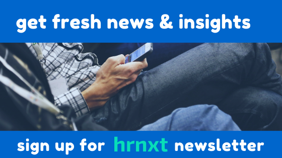 Sign Up for HrNxt.com Newsletter